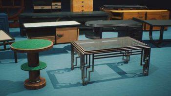 مدل سه بعدی معماری داخلی برای آنریل انجین