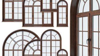 دانلود مدل سه بعدی پنجره