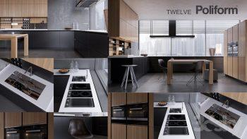 دانلود 11 آبجکت کابینت آشپزخانه