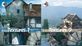 دانلود تکسچر – آرشیو کامل 3D Total Texture