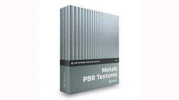 دانلود تکسچر PBR فلزات