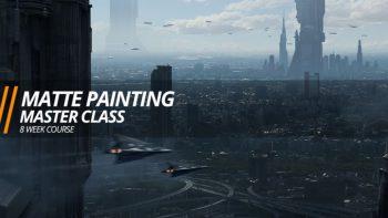 آموزش نورپردازی و Matte Painting در فتوشاپ