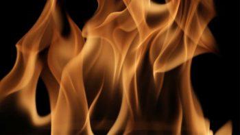 دانلود تکسچر شعله آتش