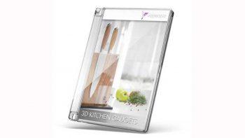 دانلود مدل سه بعدی لوازم آشپزخانه از Viz People
