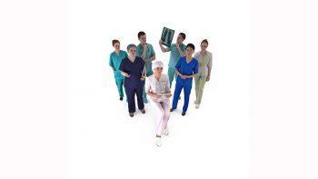دانلود مدل سه بعدی پزشک