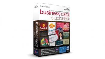نرم افزار ساخت کارت ویزیت حرفه ای – دانلود Summitsoft Business Card Studio Pro v6.0.4