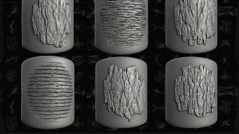 دانلود تکسچر آلفا برای مدلسازی سه بعدی