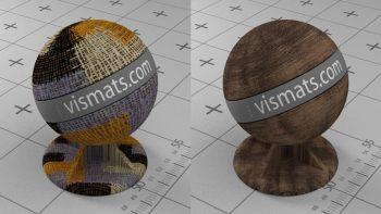 دانلود متریال Vismats برای VRay در اسکچاپ