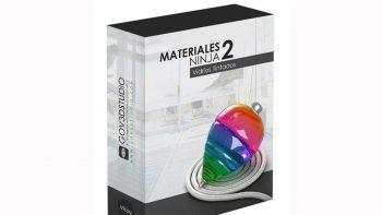 دانلود متریال شیشه رنگی Vray برای تری دی مکس