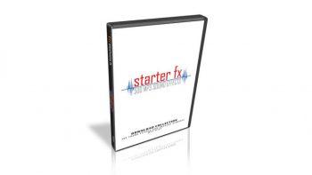 مجموعه افکت صوتی Blast wave FX Starter FX