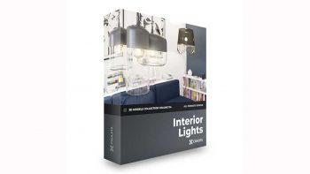 دانلود آبجکت لامپ داخلی