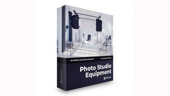 دانلود آبجکت تجهیزات عکاسی