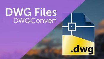 دانلود نرم افزار تبدیل ورژن اتوکد – dwgConvert v2020 A.06