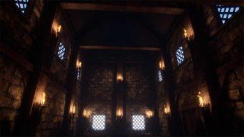 دانلود پروژه آماده رستوران فانتزی قرون وسطایی برای آنریل انجین