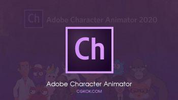نرم افزار انیمیشن سازی – Adobe Character Animator 2020 v3.3.0.109 x64
