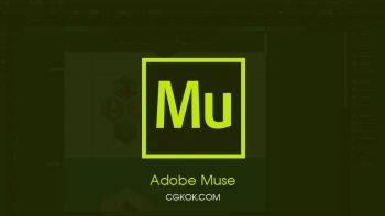نرم افزار ادوبی میوز سی سی 2018 – دانلود Adobe Muse CC 2018.1.1.6 x64