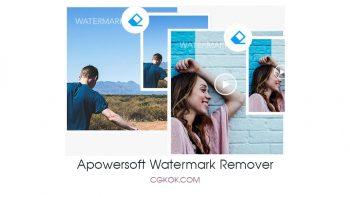 نرم افزار حذف واترمارک از روی عکس و فیلم – Apowersoft Watermark Remover v1.4.5.1