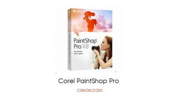 دانلود نرم افزار ویرایش تصاویر – دانلود Corel PaintShop Pro X8 v18.1.0.67 x86/x64