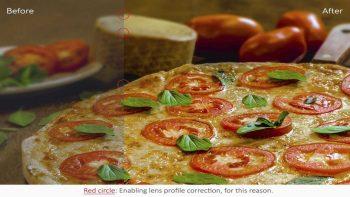 پریست رنگ عکاسی غذا فتوشاپ و لایت روم – Food Photography Presets