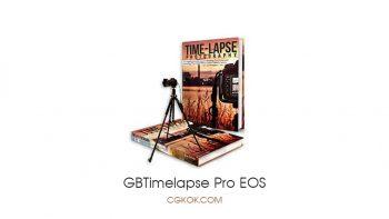نرم افزار ضبط و ویرایش تصاویر تایم لپس – GBTimelapse Pro EOS v4.1.3.0