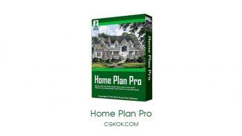 دانلود نرم افزار طراحی حرفه ایی ساختمان – دانلود Home Plan Pro v5.7.1.1