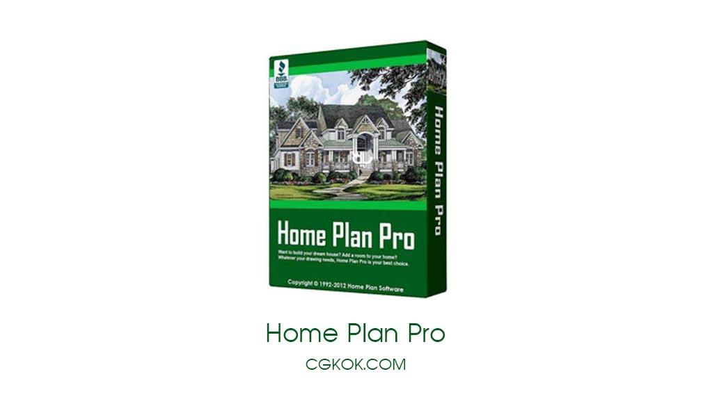 نرم افزار طراحی حرفه ایی ساختمان – دانلود Home Plan Pro