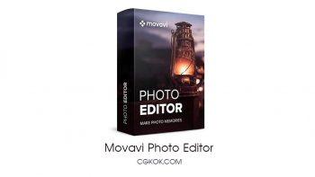 نرم افزار ویرایش عکس – Movavi Photo Editor v6.2.0 x64/x86