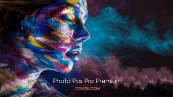 نرم افزار ویرایش عکس – Photo Pos Pro Premium v3.63 Build 22