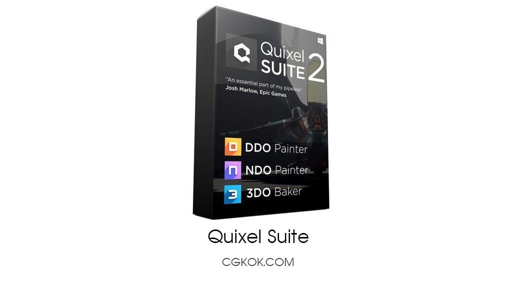 دانلود پلاگین ساخت سریع تکسچر – دانلود Quixel Suite برای فتوشاپ