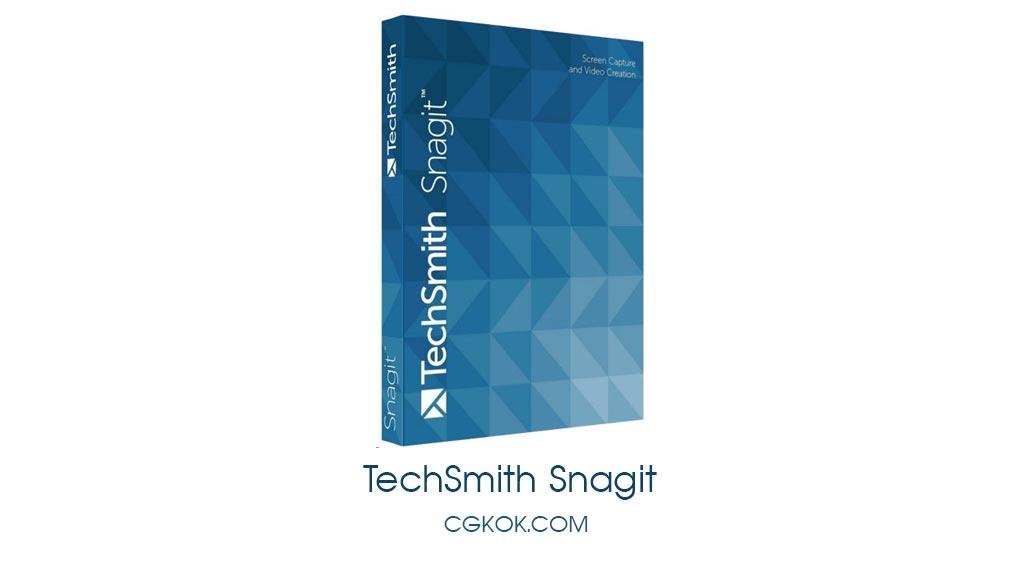 نرم افزار عکس و فیلم برداری از صفحه نمایش – دانلود TechSmith Snagit