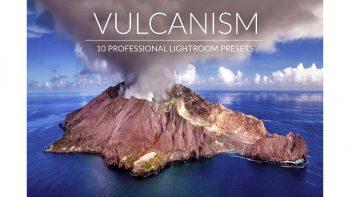 پریست آتشفشان برای لایت روم – Vulcanism Lr Presets