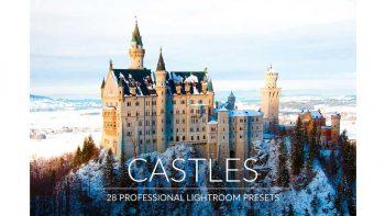 پریست عکس قلعه برای لایتروم – Castles Lr Presets