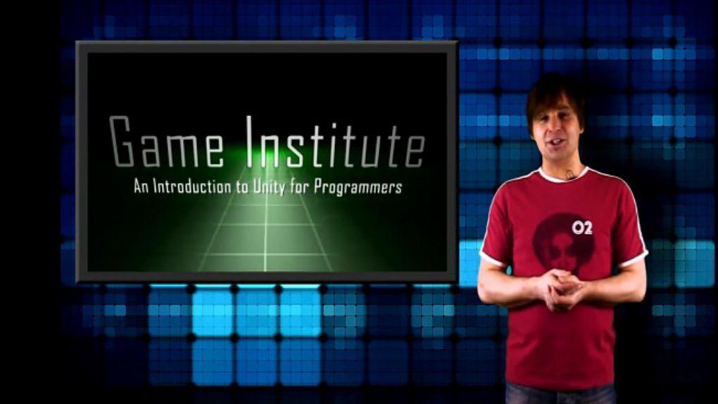 یونیتی برای برنامه نویسان