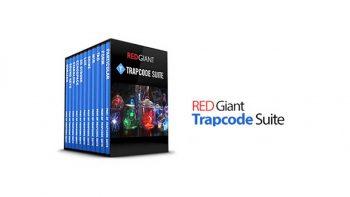دانلود پلاگین Red Giant Trapcode Suite 15.1.8 برای افترافکت