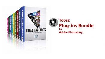 دانلود پلاگین Topaz Plugins Bundle برای فتوشاپ