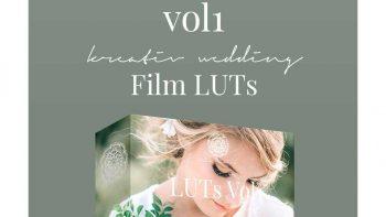 مجموعه پریست رنگی مخصوص کلیپ عروس – BUNDLE VIDEO LUTS VOL1 – VOL4