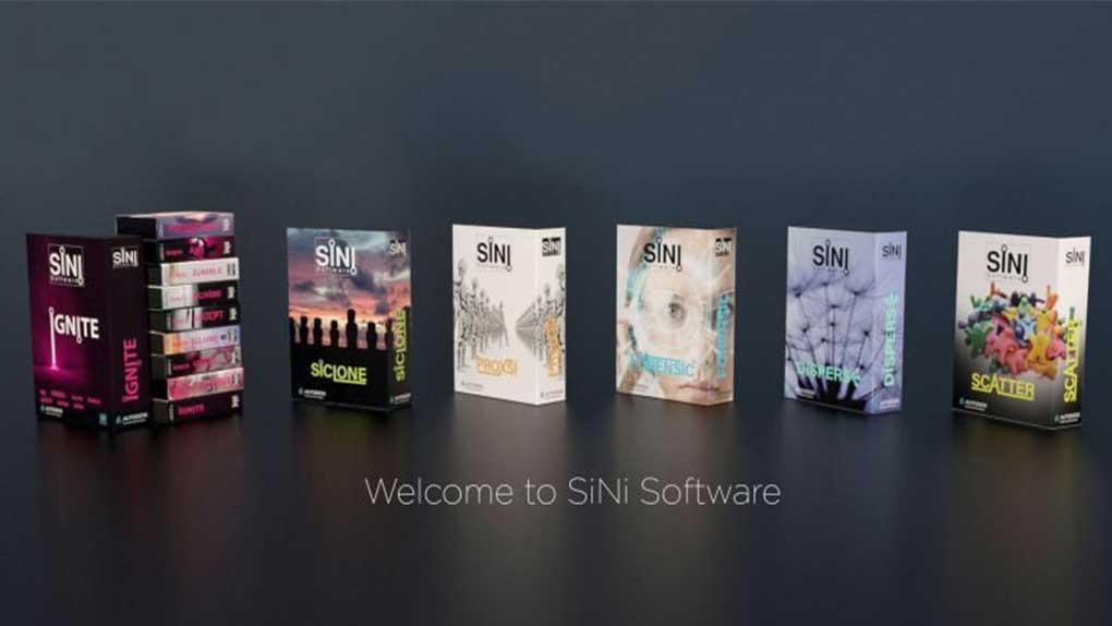 دانلود پلاگین SiNi Software برای تری دی مکس