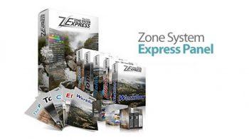 دانلود پلاگین Zone System Express Panel v5.0 برای فتوشاپ