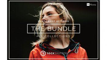 مجموعه اکشن اصلاح رنگ در فتوشاپ – Super Photoshop Actions Bundle