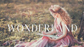 مجموعه پریست عکس هنری برای لایت روم – Wonderland Lightroom Presets Pack