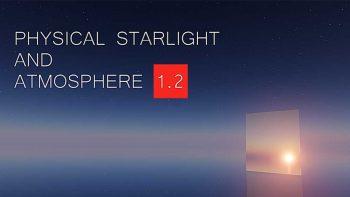 دانلود پلاگین Physical Starlight And Atmosphere v1.2 برای بلندر