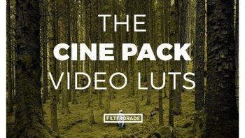 دانلود مجموعه پریست رنگی سینمایی – Cine Pack Video LUTs