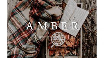 پریست عکس پاییزی برای لایت روم – AMBER Moody Fall Lightroom Presets
