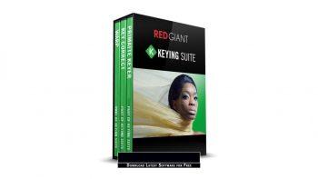 پلاگین پرده سبز افترافکت و پریمیر – RedGiant Keying Suite v11.1.11