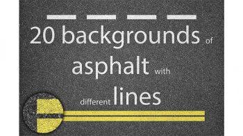 دانلود بک گراند آسفالت Asphalt backgrounds