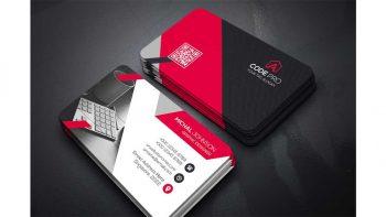 دانلود فایل لایه باز کارت ویزیت Business Card 16