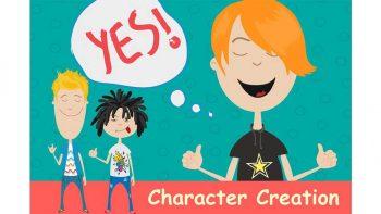 دانلود جعبه ابزار ساخت کاراکتر موشن گرافیک Character Creation Kit