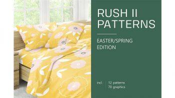 دانلود پترن عید پاک Easter Rush Fun Pack