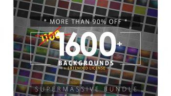 دانلود بک گراند آماده Supermassive Backgrounds BUNDLE