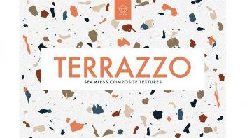 دانلود تکسچر کامپوزیت بدون درز Terrazzo SEAMLESS COMPOSITE TEXTURES